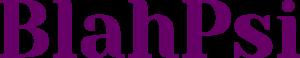Logo blahPsi